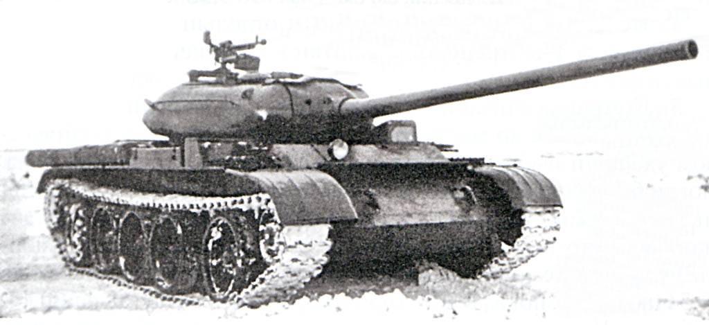 Le t-54/t-55: le char du bloc communiste. le 19 mars 2014 à 12:54